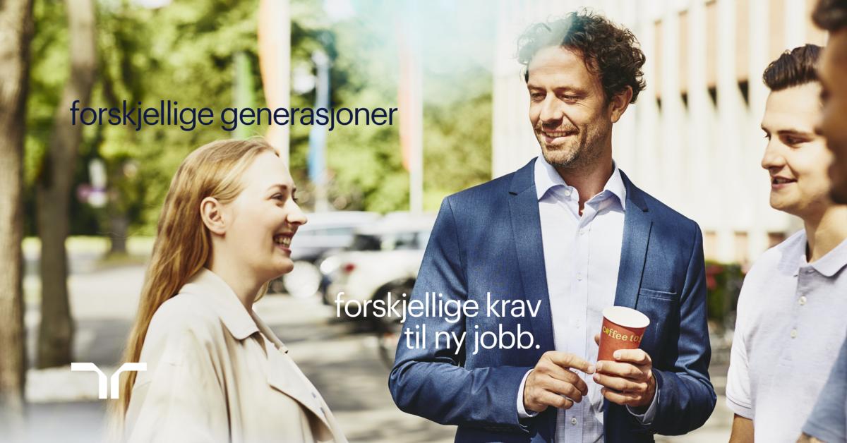 employer branding  generasjoner